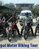 Nepal Motor Biking tour